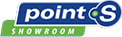 points showroom logo